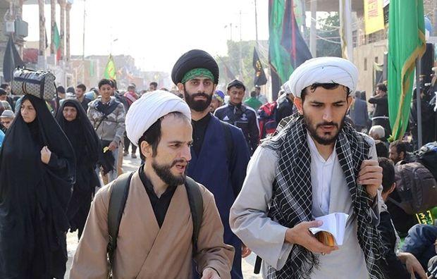 ۱۴۰ مبلغ روحانی در مسیرهای منتهی به مرز مهران مستقر میشوند