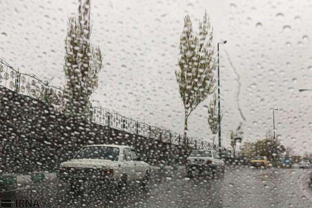 بارش باران در خراسان رضوی از عصر امروز آغاز میشود