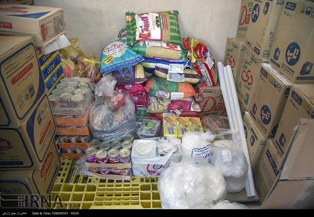 کمک های مردمی زلزله زدگان سرپل ذهابی راهی مناطق سیل زده شد