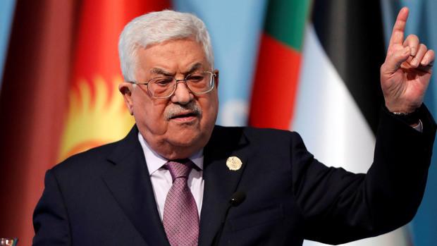 محمود عباس پیروزی بایدن را تبریک گفت