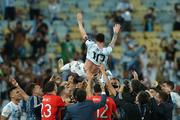 واکنش رسانه های جهان به قهرمانی آرژانتین با لئو 