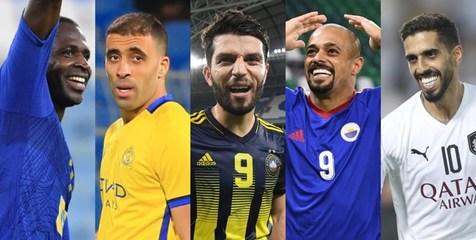 گل دیاباته، خلیل زاده و میرزایی نامزد بهترین گل لیگ قهرمانان آسیا 2020 شدند+ لینک نظرسنجی