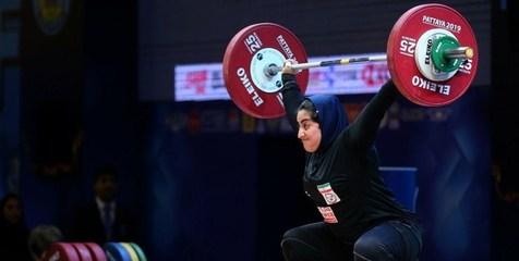 این زن، افتخار ایران است آقای ارجمند
