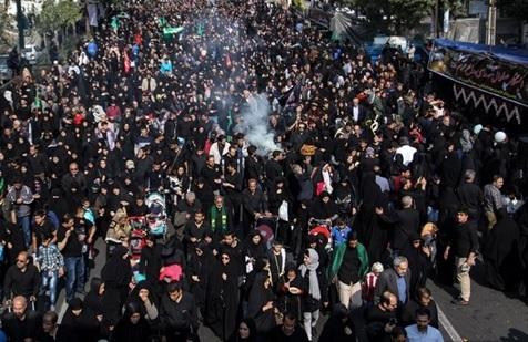 توضیح  شهرداری تهران برای برگزاری مراسم اربعین در پایتخت