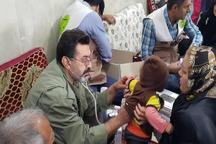 پزشک قانونی ایلام از بازدید تاارائه درمان و دارو به اهالی ماژین