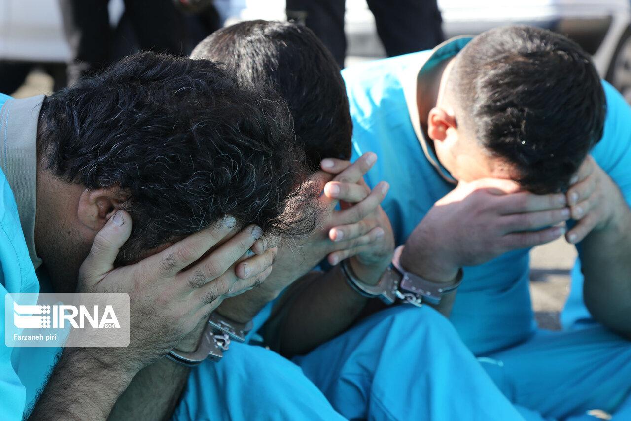 دستگیری ۱۴ کلاهبردار حرفهای در خراسان شمالی