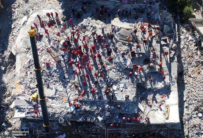 منتخب تصاویر امروز جهان- 11 آبان