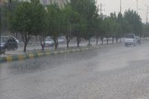 بارش پراکنده در نیمه شمالی خوزستان مورد انتظار است