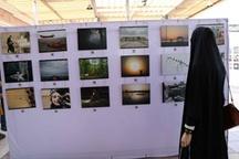 راهاندازی نمایشگاه عکس نگاه در مجموعه بازیل اهواز  عکس
