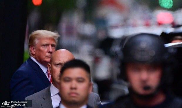ترامپ کجاست و این روزها دزدکی چه می کند؟+ تصاویر