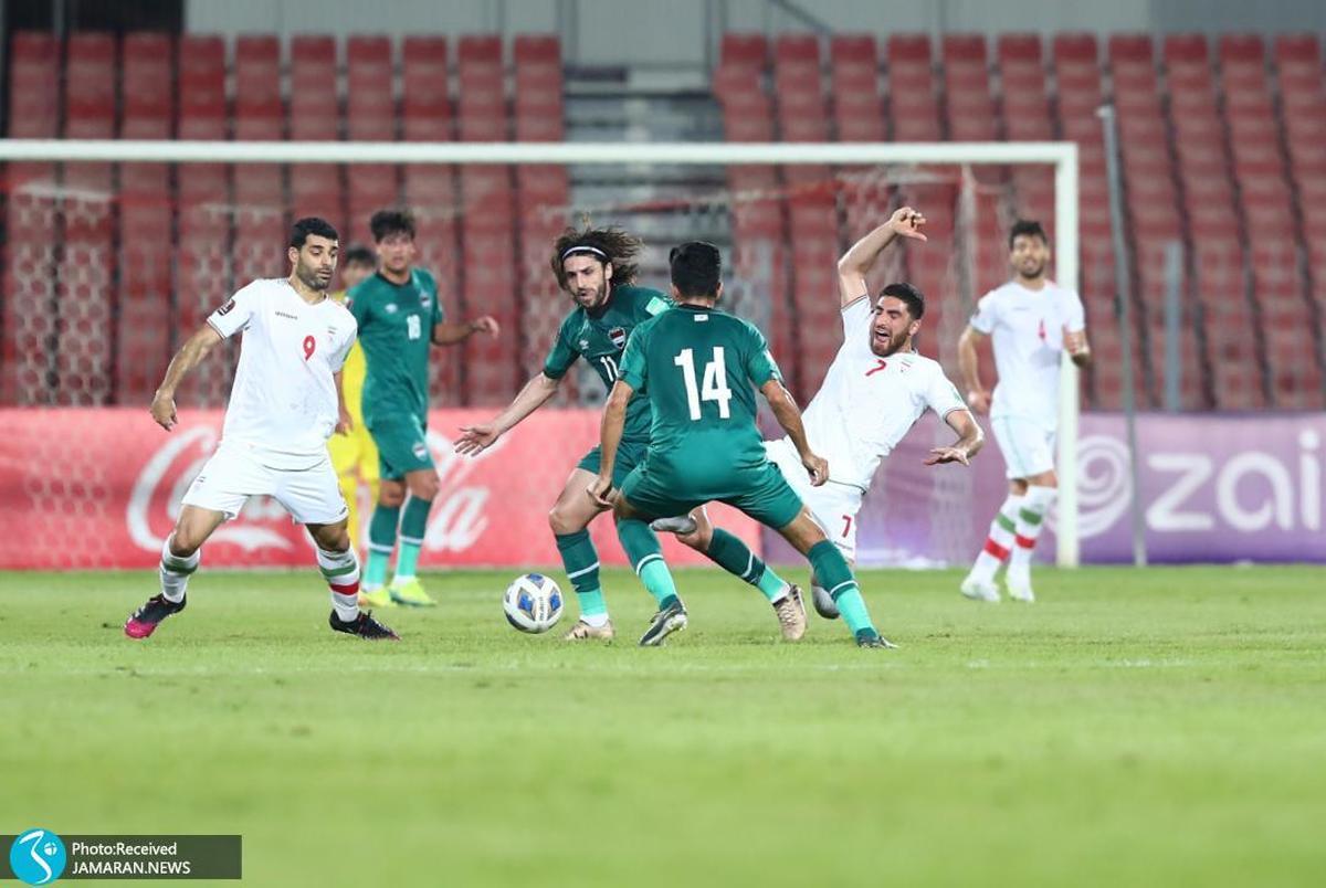 محرومیت دو رقیب ایران از میزبانی در انتخابی جام جهانی!