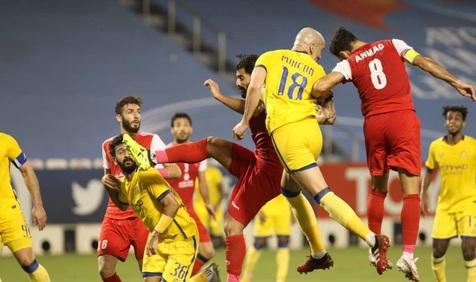 AFC: پرسپولیس 10 نفره به فینال لیگ قهرمانان آسیا رسید