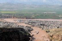 اعتبارات مهندسی رودخانه در لرستان بسیار ناکافی است