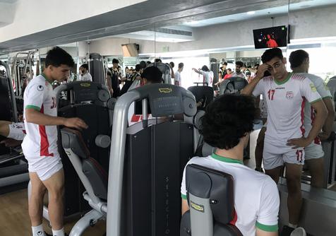 زمان اردوی تیم ملی امید مشخص شد