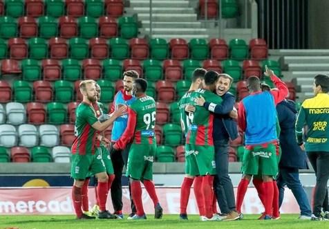 صعود ماریتیمو با شکست اسپورتینگ در جام حذفی پرتغال