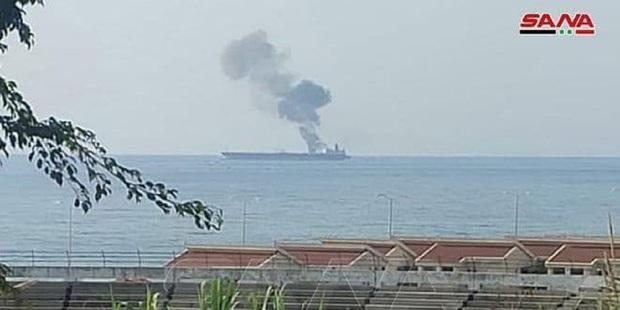 حمله به یک نفتکش ایرانی در نزدیکی سوریه تکذیب شد