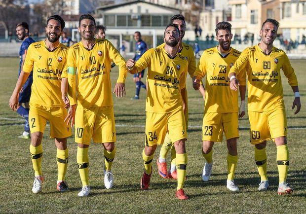 تیم فوتبال ۹۰ ارومیه به مصاف مس رفسنجان میرود