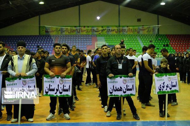 خوزستان میزبان جشنواره ورزشی اقوام ایرانی شد