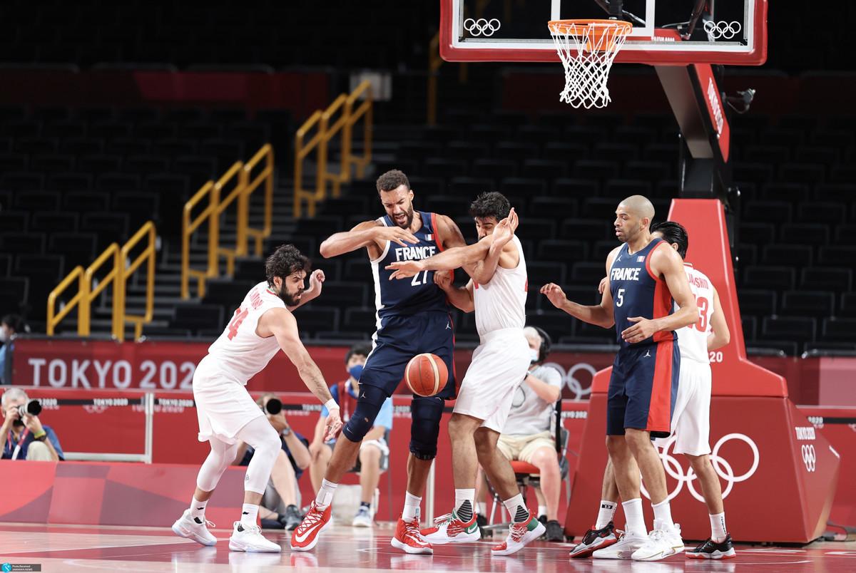 المپیک 2020 توکیو  پیام فدراسیون جهانی بسکتبال برای مردم ایران+ عکس