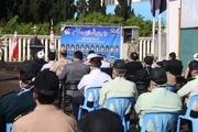 مراسم یادبود شهدای ناو کنارک در ناوگان شمال برگزار شد