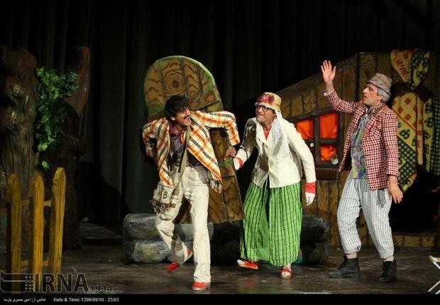 سوژه طبیعت در بیشتر آثار جشنواره تئاتر کودک جریان دارد