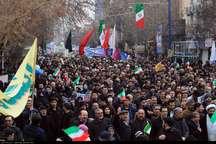 توطئههای دشمنان عزم مردم را برای حضور در راهپیمایی ۱۳ آبان جزمتر میکند