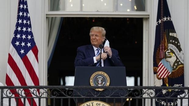 ترامپ: من دیگر خطرناک نیستم!