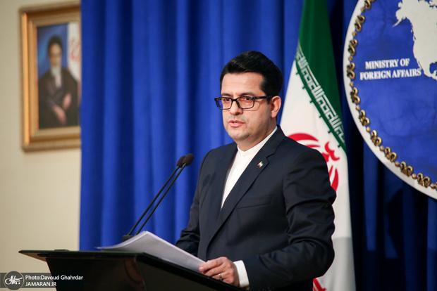 واکنش تند سخنگوی وزارت خارجه به اظهارات وزیر دولت امارات علیه ظریف