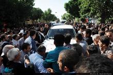 گزارش تصویری/استقبال پر شور مردم زادگاه امام از سید حسن خمینی