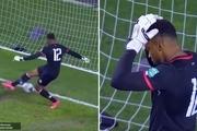 ویدیو/ گل به خودی عجیب یک دروازه بان در مقدماتی جام جهانی!