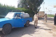 اردوگاه پناهجویان افغان در گتوند ضدعفونی شد