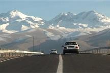 تردد در جاده های مشگین شهر 20 درصد افزایش یافت
