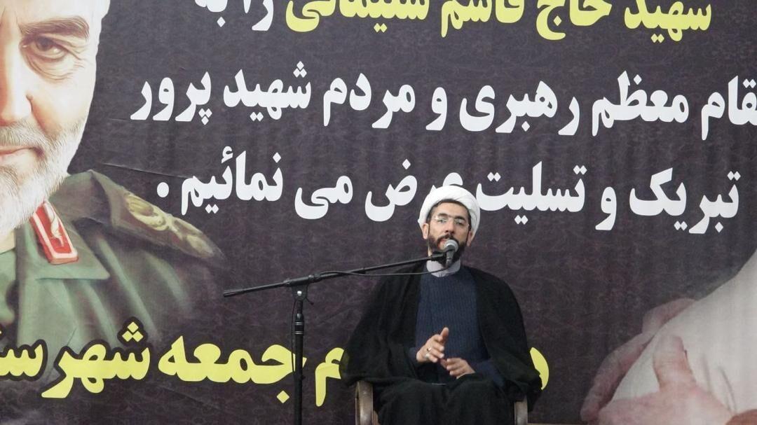 شهید سلیمانی اثبات عینی وعده الهی بود