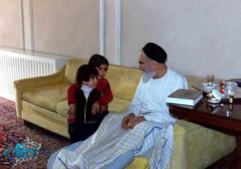 میزان عیدی امام در آخرین نوروز حیاتشان به نوه ها چقدر بود؟
