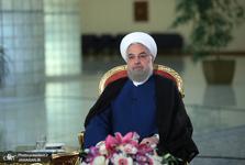 روحانی: اگر معیار ما فرمایشات مقام معظم رهبری باشد، دستیابی به توافق شدنی است/ مصوبه مجلس در این زمینه مانع دستیابی به توافق است/ حوادث موسسات اعتباری با حکم یک قاضی در مشهد شروع شد