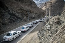 محدودیت ترافیکی جاده کرج - چالوس در تعطیلات پیش رو اجرا می شود
