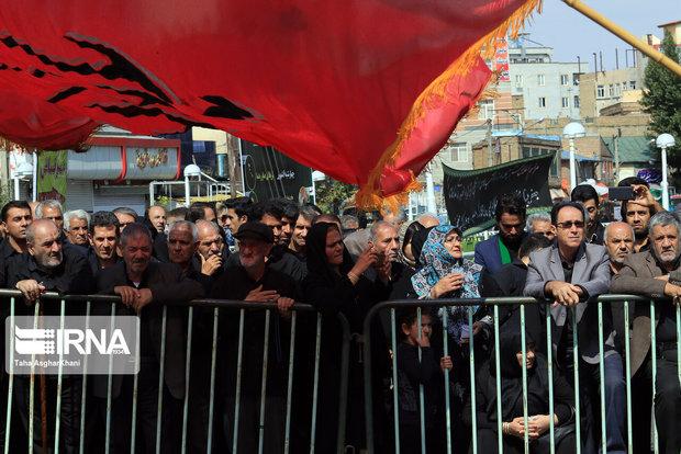 اقامه عزای حسینی نماد انسجام پیروان ادیان در آذربایجانغربی