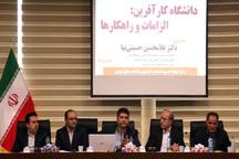 تجاری سازی ایدهها و پژوهشهای دانشگاهی؛ معیار تعامل موفق دانشگاه و صنعت