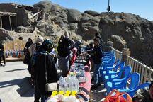 جشنواره آلو و گردو در کوهسرخ کاشمر برگزار شد