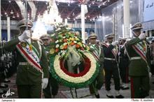 تجدید میثاق فرمانده نیروی هوایی با آرمانهای حضرت امام خمینی (س)