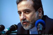 عراقچى: خویشتندارى ایران پایان یافته است
