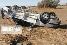 حوادث رانندگی در استان مرکزی ۲ کشته برجا گذاشت
