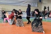 تیم طنابکشی بانوان مهاباد به مسابقات کشوری راه یافت