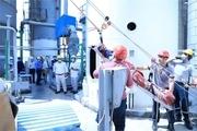 پنجمین مانور پتروشیمی جم در سال 1400 / انتقال مصدوم گرمازده از ارتفاع
