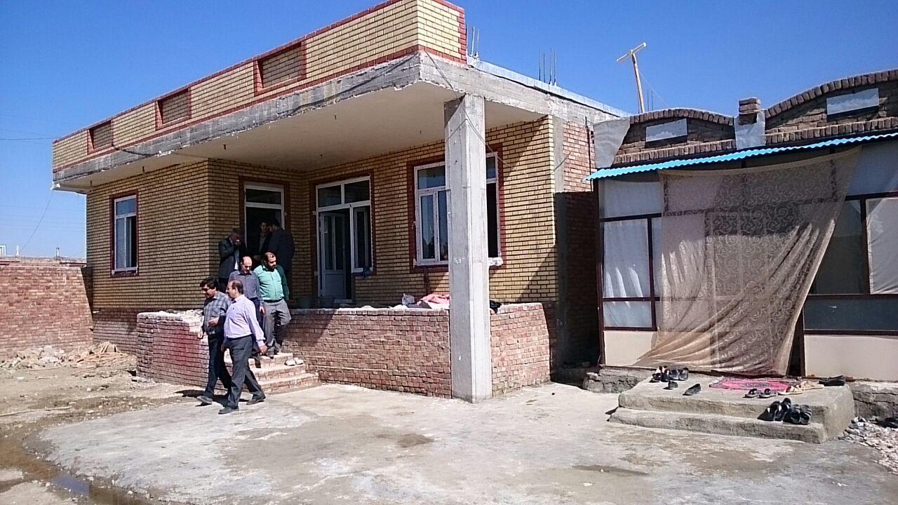 بازسازی واحدهای تعمیری زلزله زده سراب پایان یافت