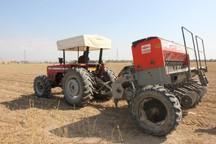 پیشرفت فیزیکی 600 درصدی کشاورزی حفاظتی در البرز