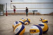 والیبالیست هرمزگانی به اردوی تیم ملی والیبال ساحلی دعوت شد