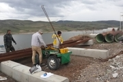 پروژههای عمرانی بخش آب اردبیل شتاب میگیرد