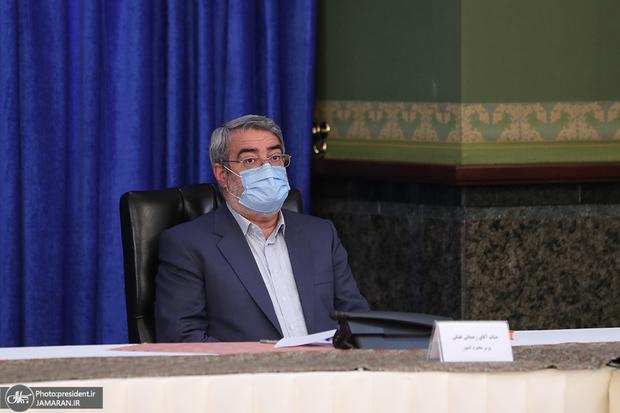 وزیر کشور: هیچ تصمیمی درباره تعطیلی تهران گرفته نشده است