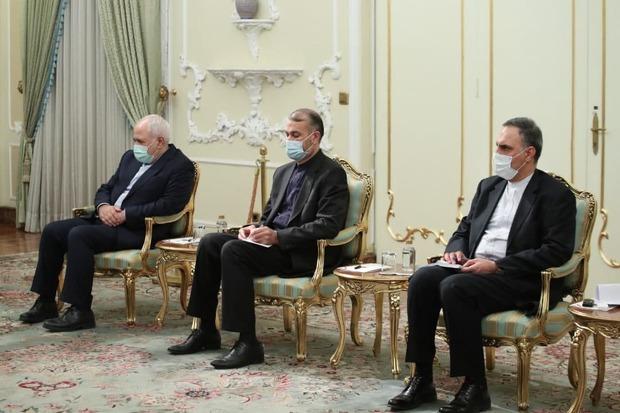 جانشین ظریف مشخص شد؟ + عکس